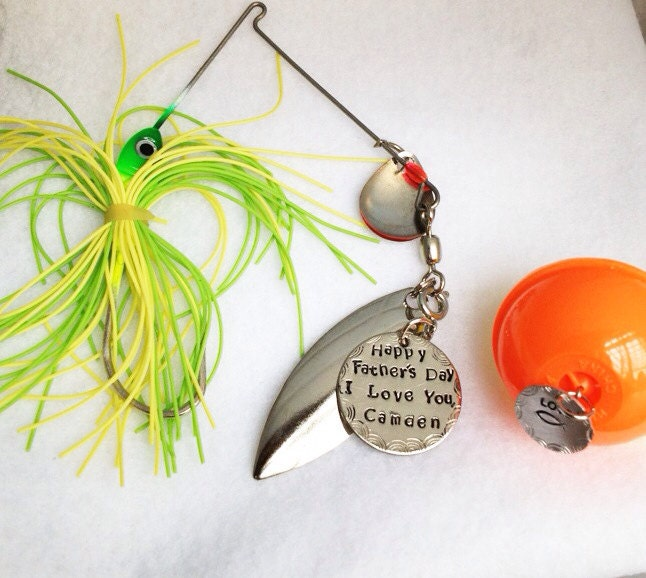 Popular items for custom fishing lure on etsy for Funny fishing lures