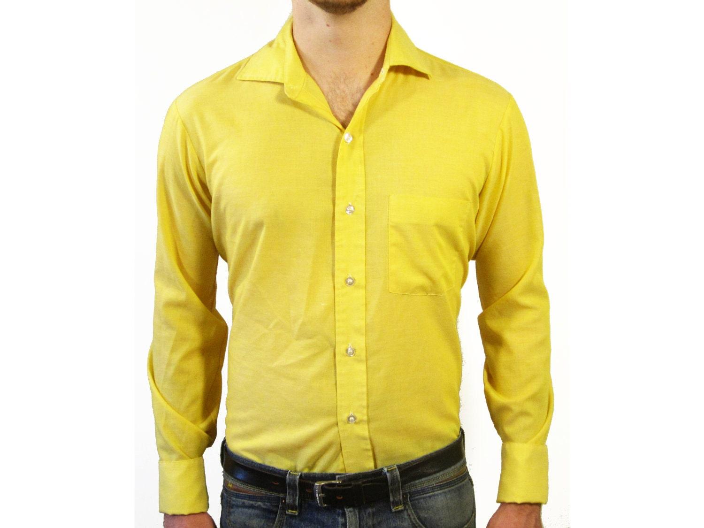 Yellow dress shirts arazilkree for Blue and yellow dress shirt