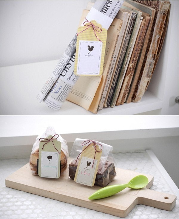 Lovely Gift Tag Set