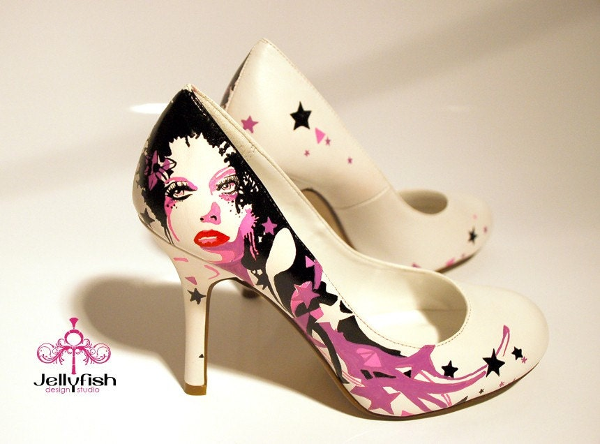 Studio Jellyfish designer High Heels