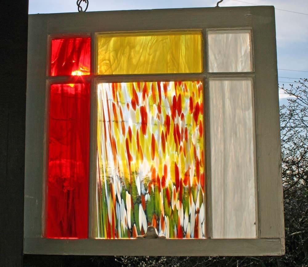 Repurposing Old Windows Old House Web Blog