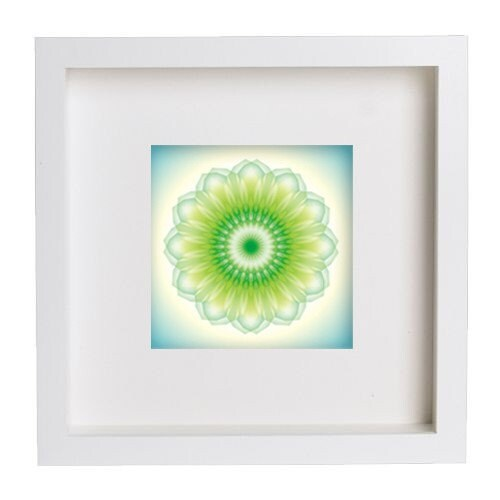 JAPAN EARTHQUAKE RELIEF - Harmony - 7x7 Mandala Fractal Art Print