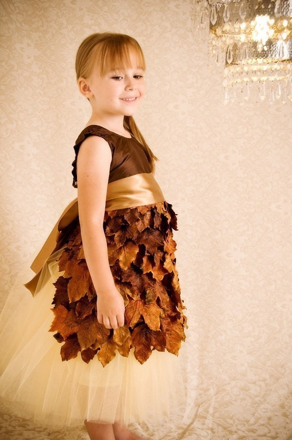 FALL Inspired Flower Girl Dresses Planning Project Wedding Forums