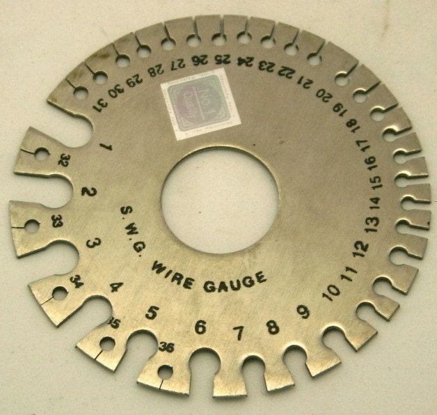 Wire Gauge Measuring | RM.