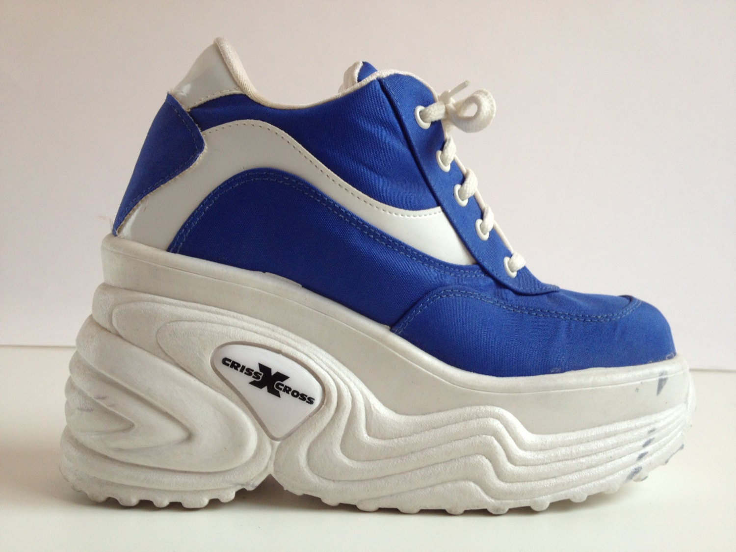 Displaying (20) Gallery Images For 90s Platform Shoes