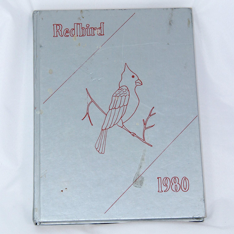 1980 Redbird Year Book Frankfort Community High School Illinois - Preludes2Art