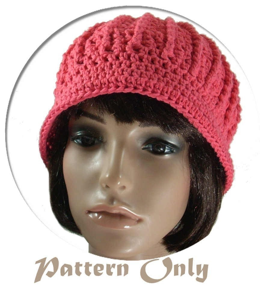 Crochet Baby Cloche Hat Pattern Free Pakbit For
