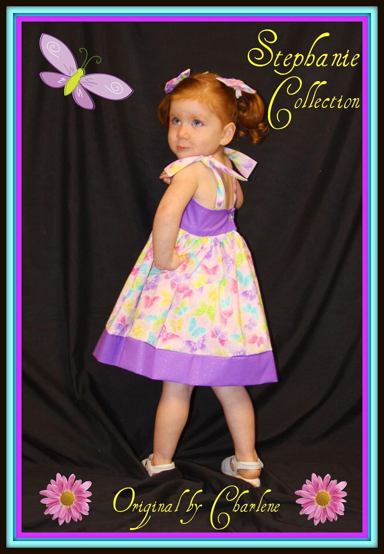 استفانی مجموعه بوتیک OOAK بوسه پروانه لباس