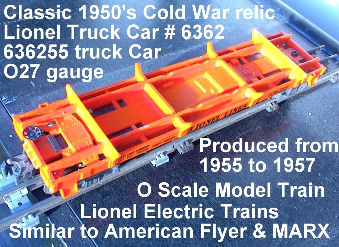Vintage 1950s Lionel Truck Car