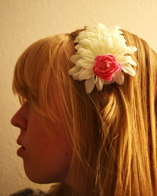 Athina Flower Headband