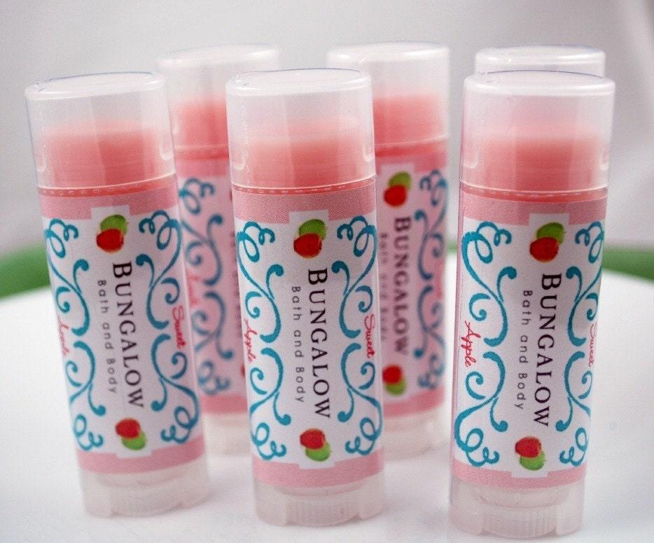 Sweet Apple Lip Balm