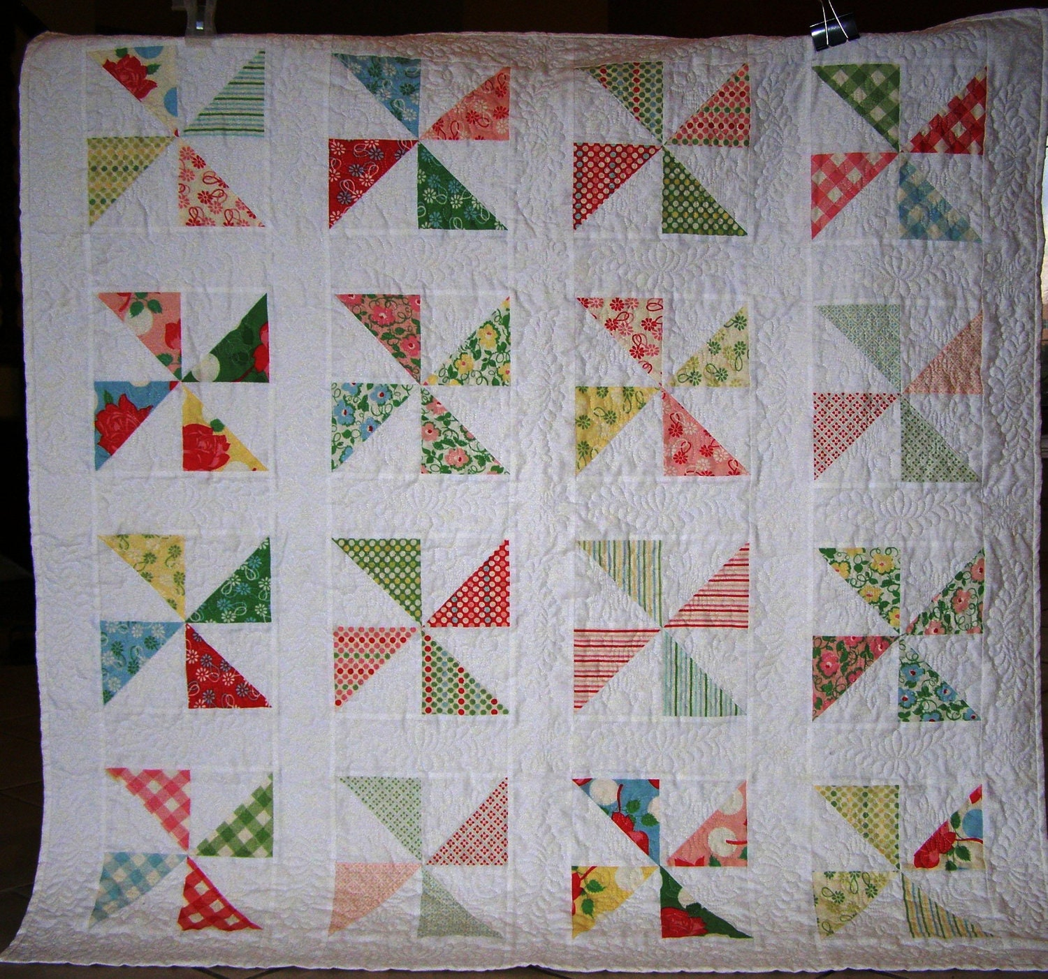 Pinwheel Quilt Throw Size Moda Swell By Urban By