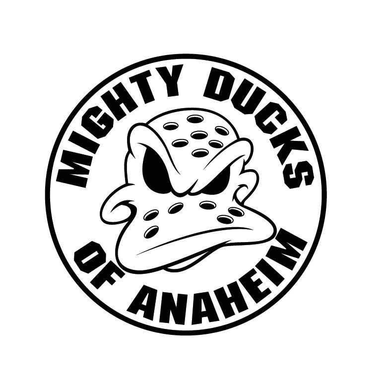 Mighty Ducks Logo Coloring Pages Coloring Pages