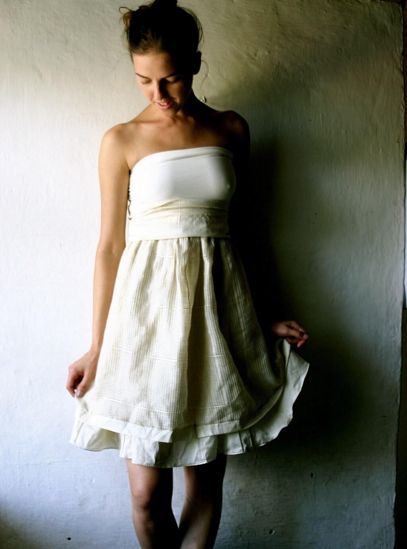 Ivory Skirt/dress