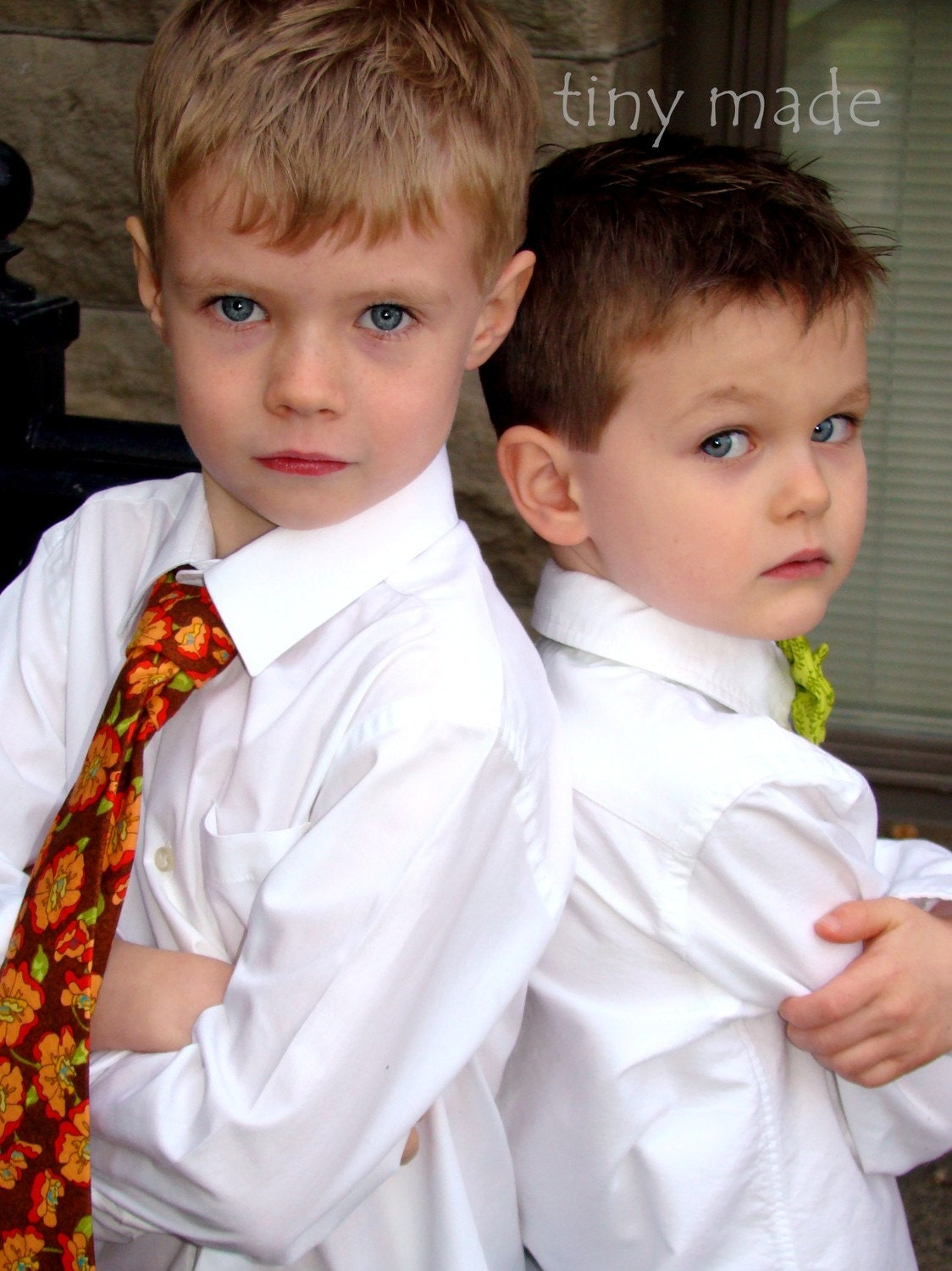 Ties for your Little Guy