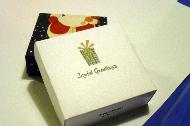 Joyful Greetings Holiday Gift Box