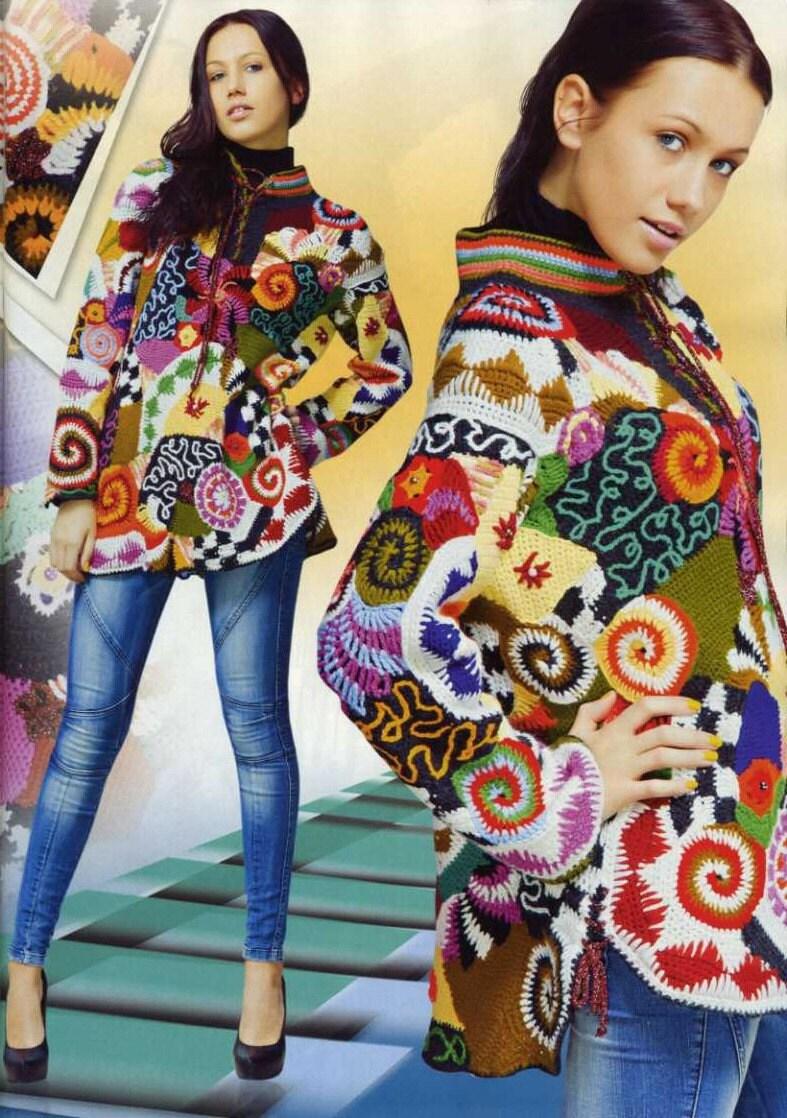 Duplet #117 Russian crochet patterns magazine