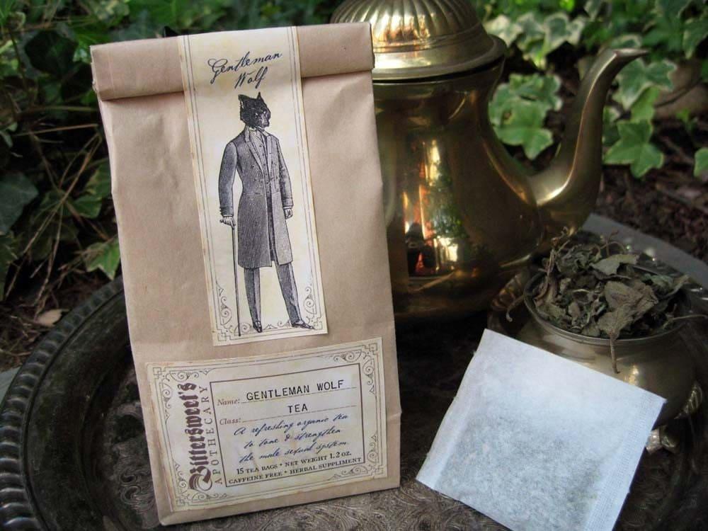 Gentleman Wolf Tea - Organic