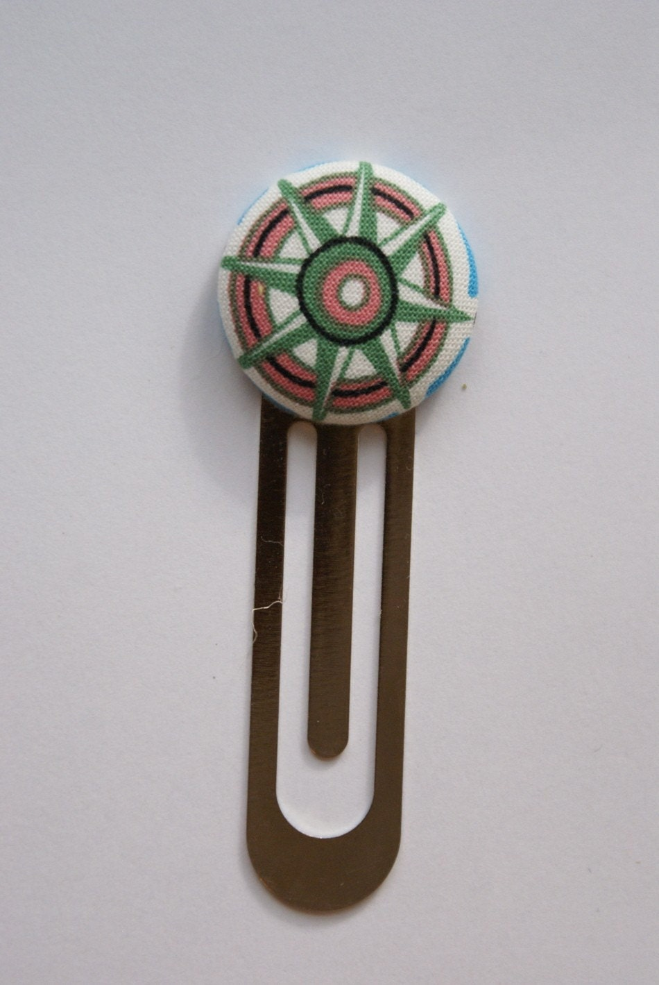 Compass DECed-out Paper Clip  Bookmark