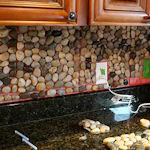 Kitchen Backsplash Rock: Sophisticated Hipster's Digest, Graphic Nature