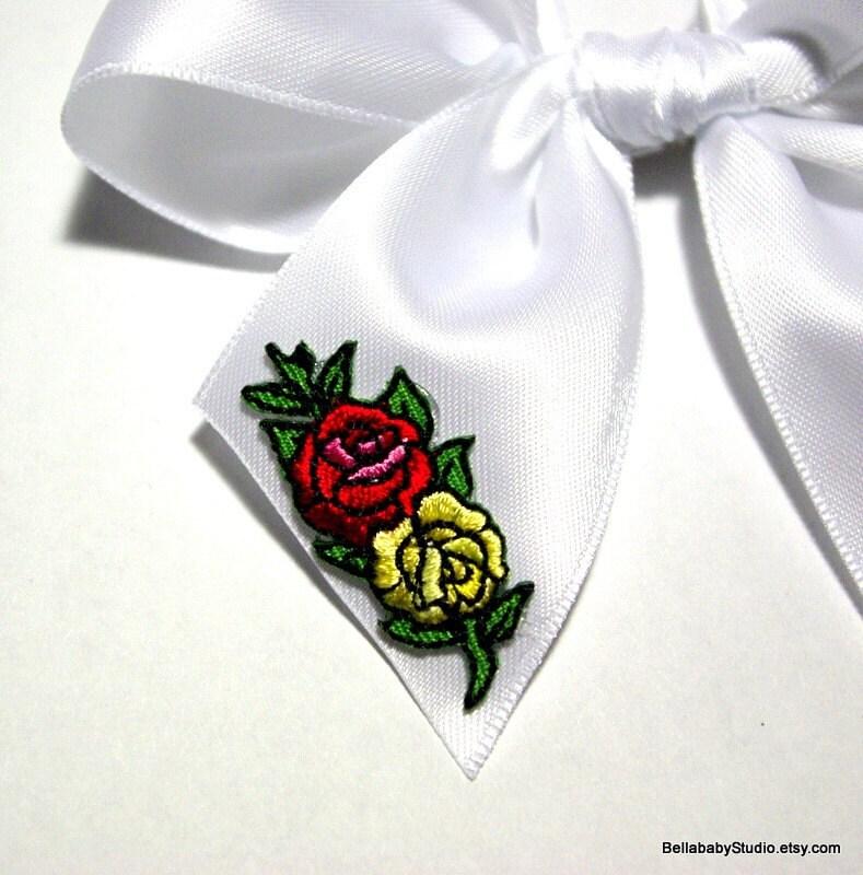 Ukraine Blogs Hots Ribbon Bow Tattoo