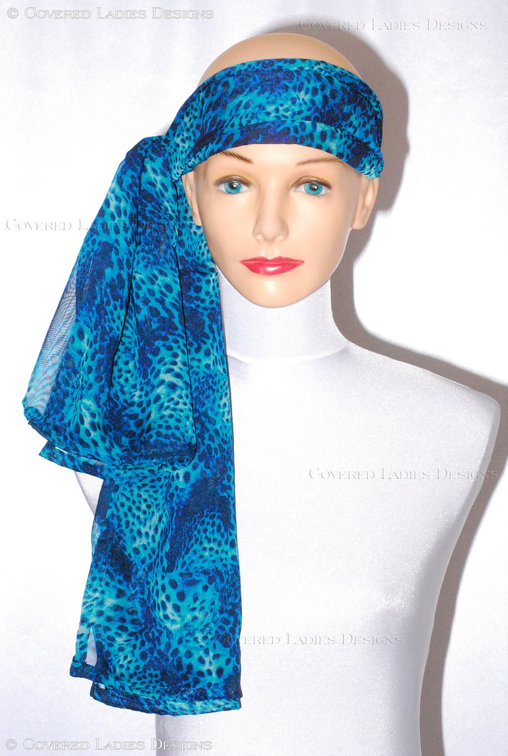TIe Head Scarf ON SALE Headscarf For by CoveredLadiesDesigns Tie Fashion Head Scarves