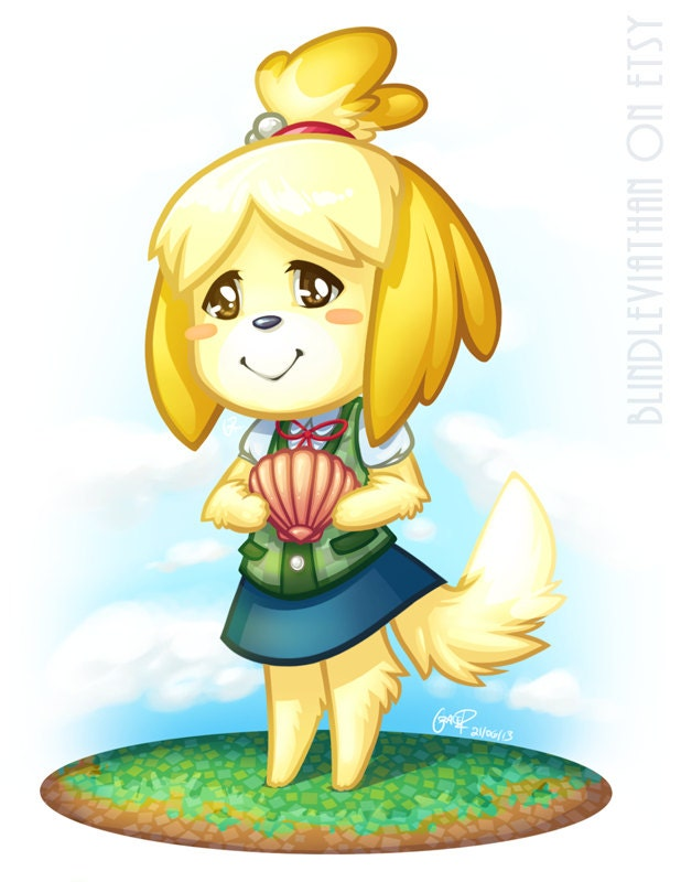 Animal Crossing New Leaf Game for Nintendo 3DS by ...