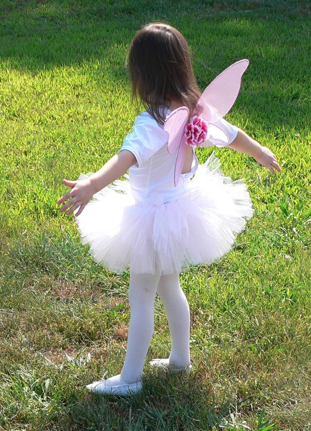 Design Your Own Custom Tutu - NO limit on colors - 8 inch length - FREE coordinating bow and flower hair clip - SALE