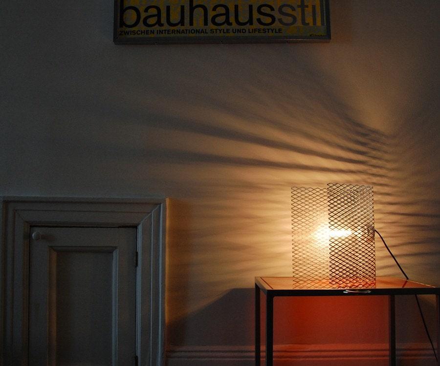 Raw Mason Lamp