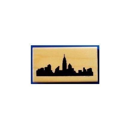 new york city skyline silhouette. New York City Skyline
