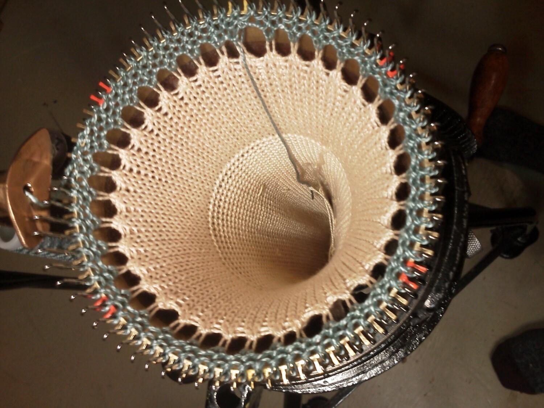Вязальная машина для вязание носков
