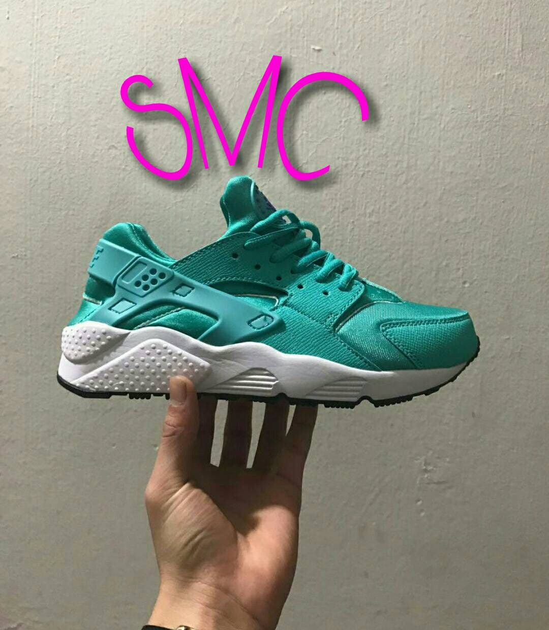 Custom Nike Air Huarache Nike Trainers Authentic Shoes Customized Sneakers Runners Mens Painted Trainers