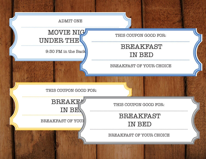 Create A Voucher word template checklist – Create a Voucher