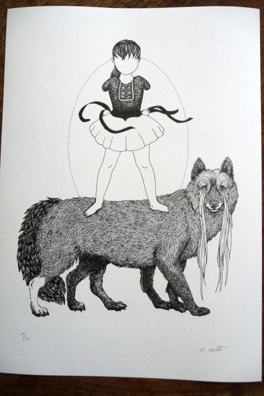Circus : the wolfgirl