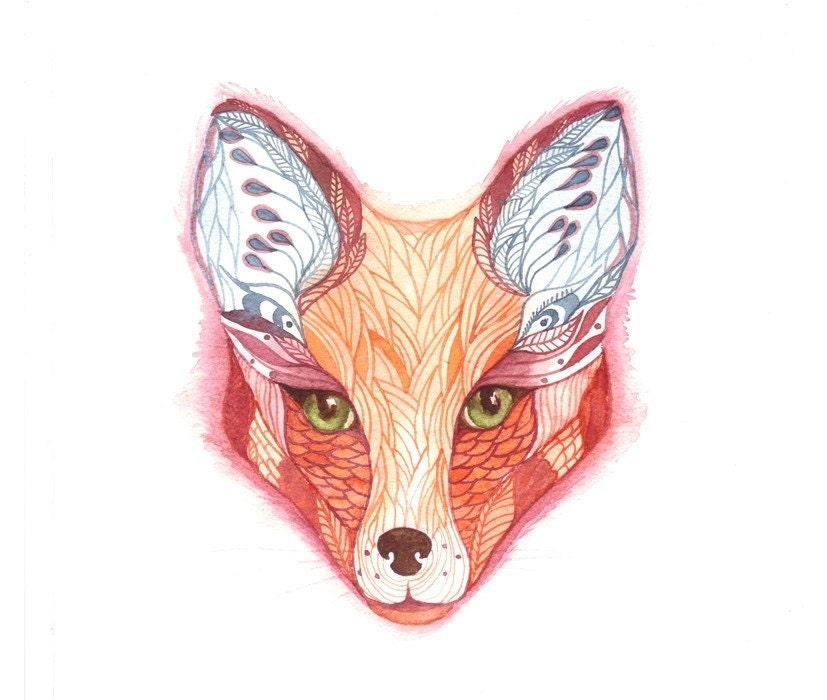 Lace Fox