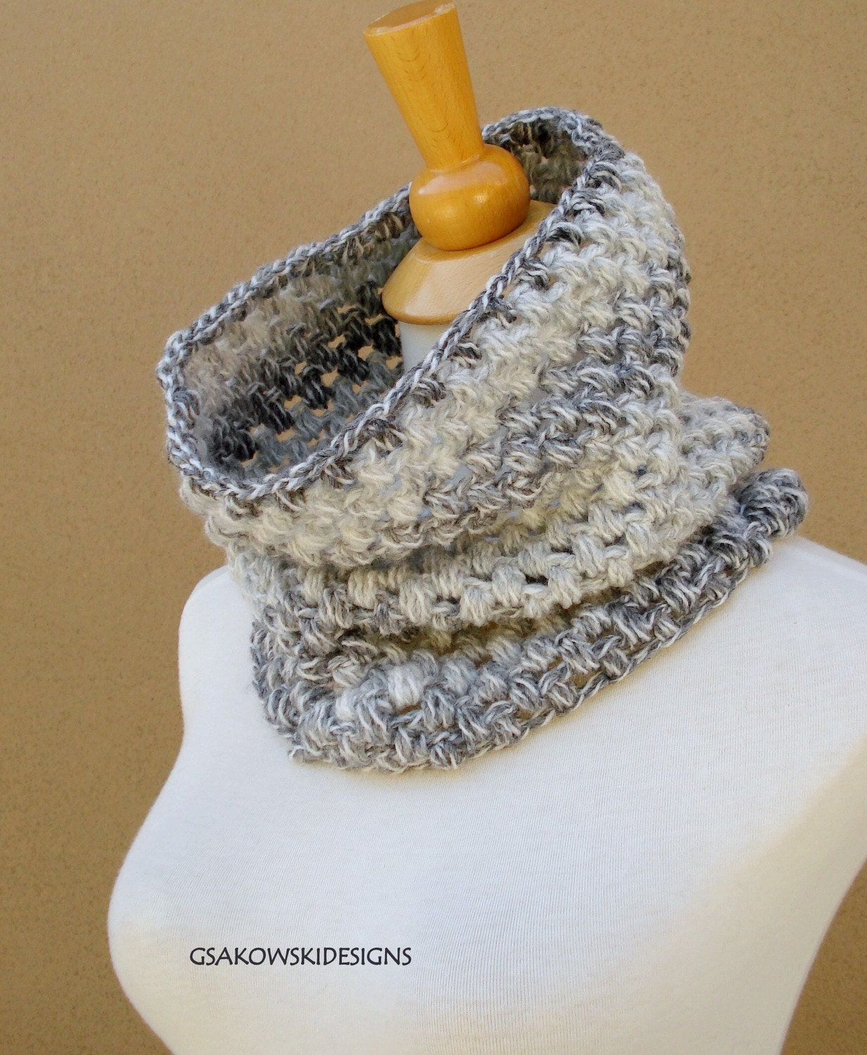 HOLIDAY SALE  Julie Cowl-Grey