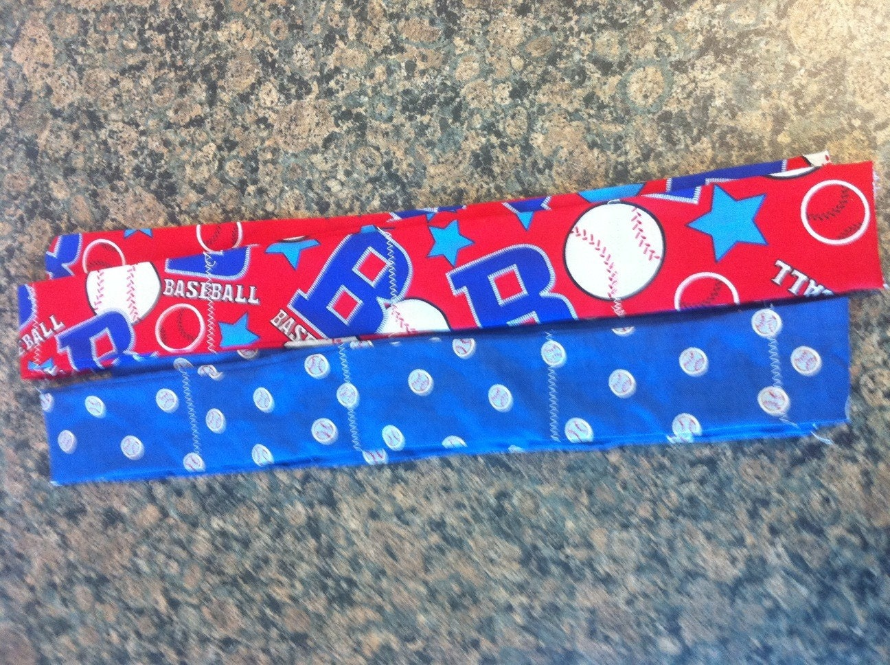 Lot of 2 Baseball cool neck bands to benefit American Cancer Society