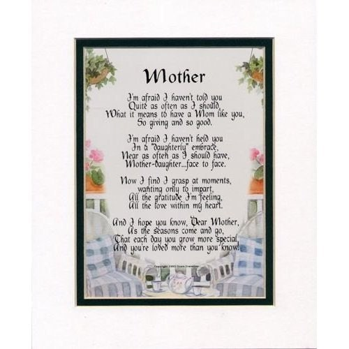 quotes for moms from daughters. Mom to Daughter Birthday Poems
