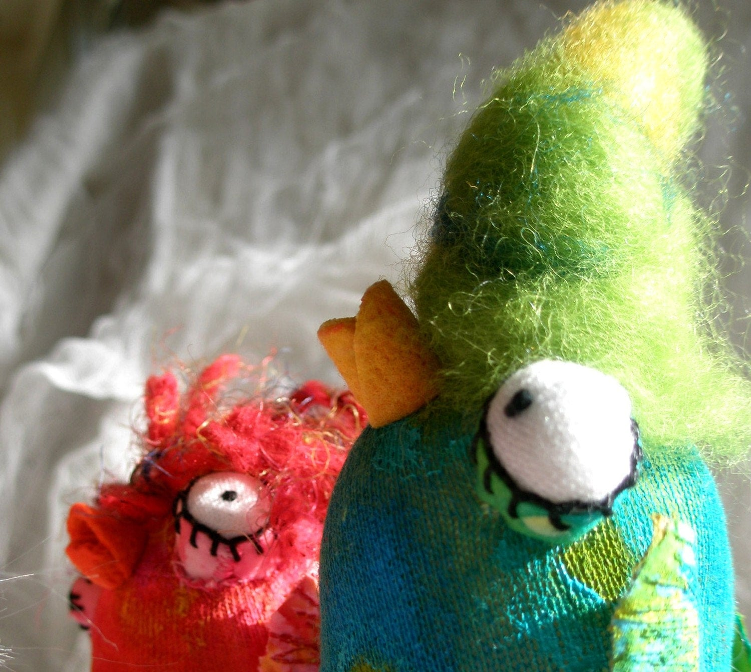 Plush, Birds of a Feather Series 2