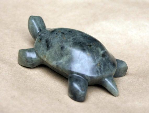 Items similar to soapstone carving kit turtle on etsy