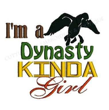 Duck Dynasty Girls