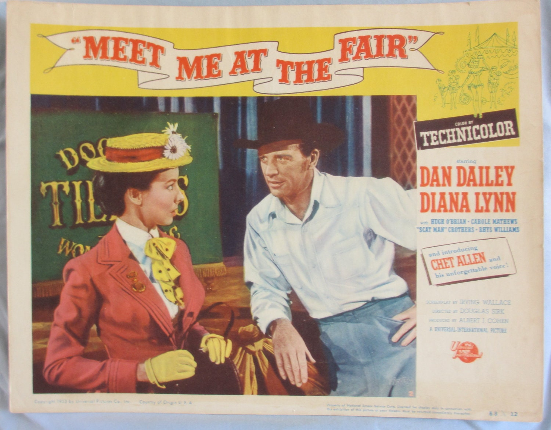 Meet Me at the Fair movie