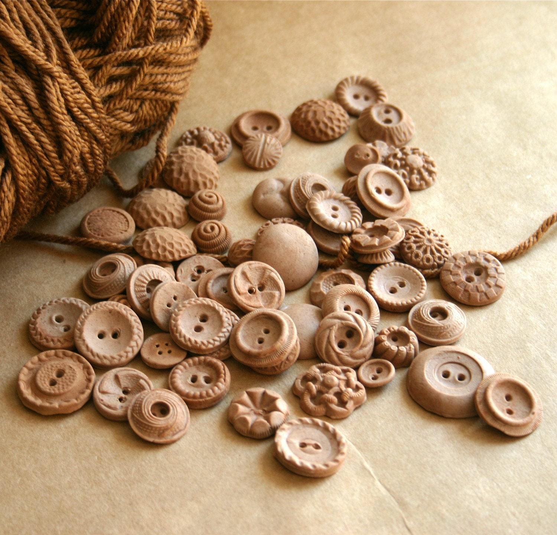 Шоколадные конфеты Винтаж Кнопки ОБРАЗЕЦ 15