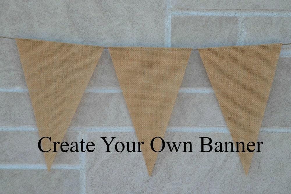 create a custom banner