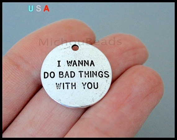 Popular items for do bad things to you