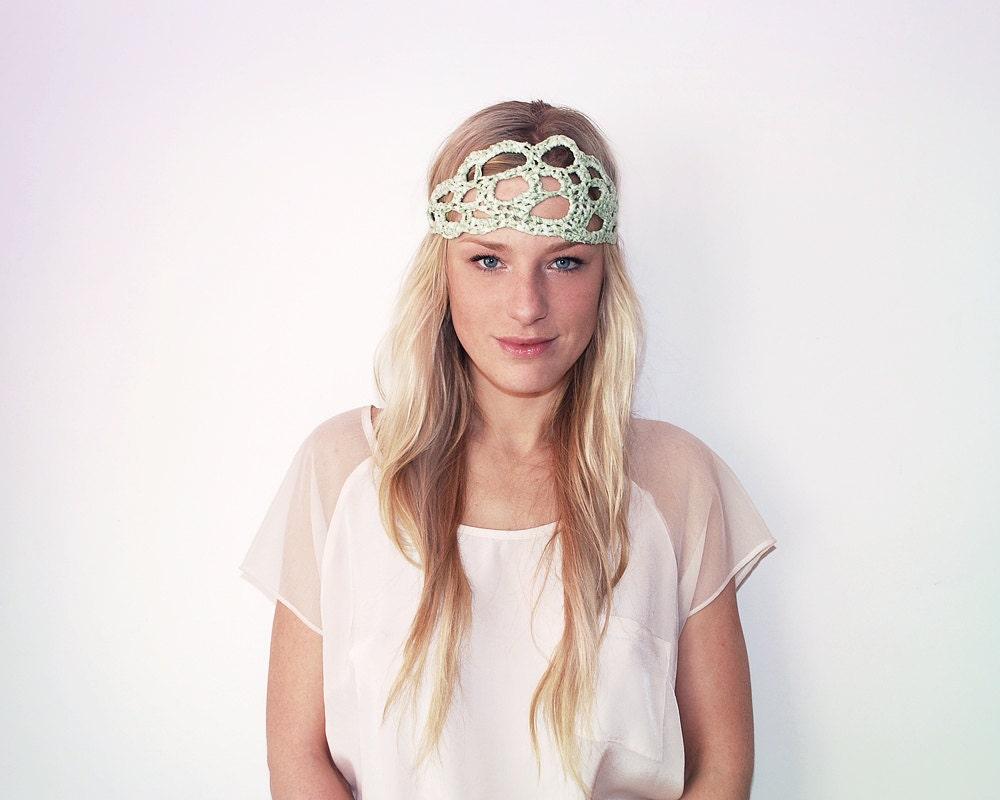 Sage Dreamcatcher headband - UTHAhats
