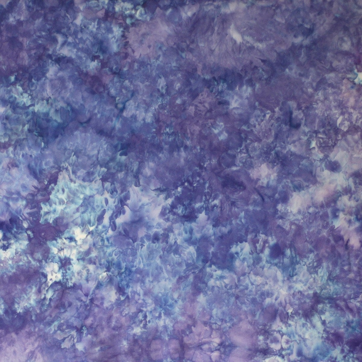 Galaxy Hand Dyed Cotton Fabric - One Yard
