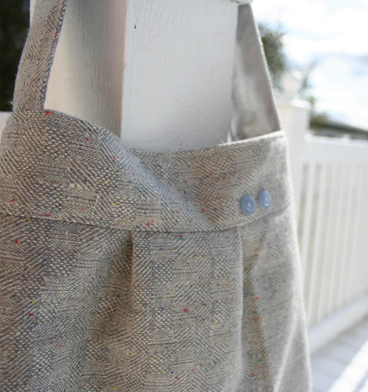 Goddess Pixie Pleated Handbag/Purse