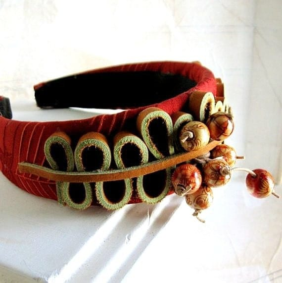 Autumn Sprite Headband