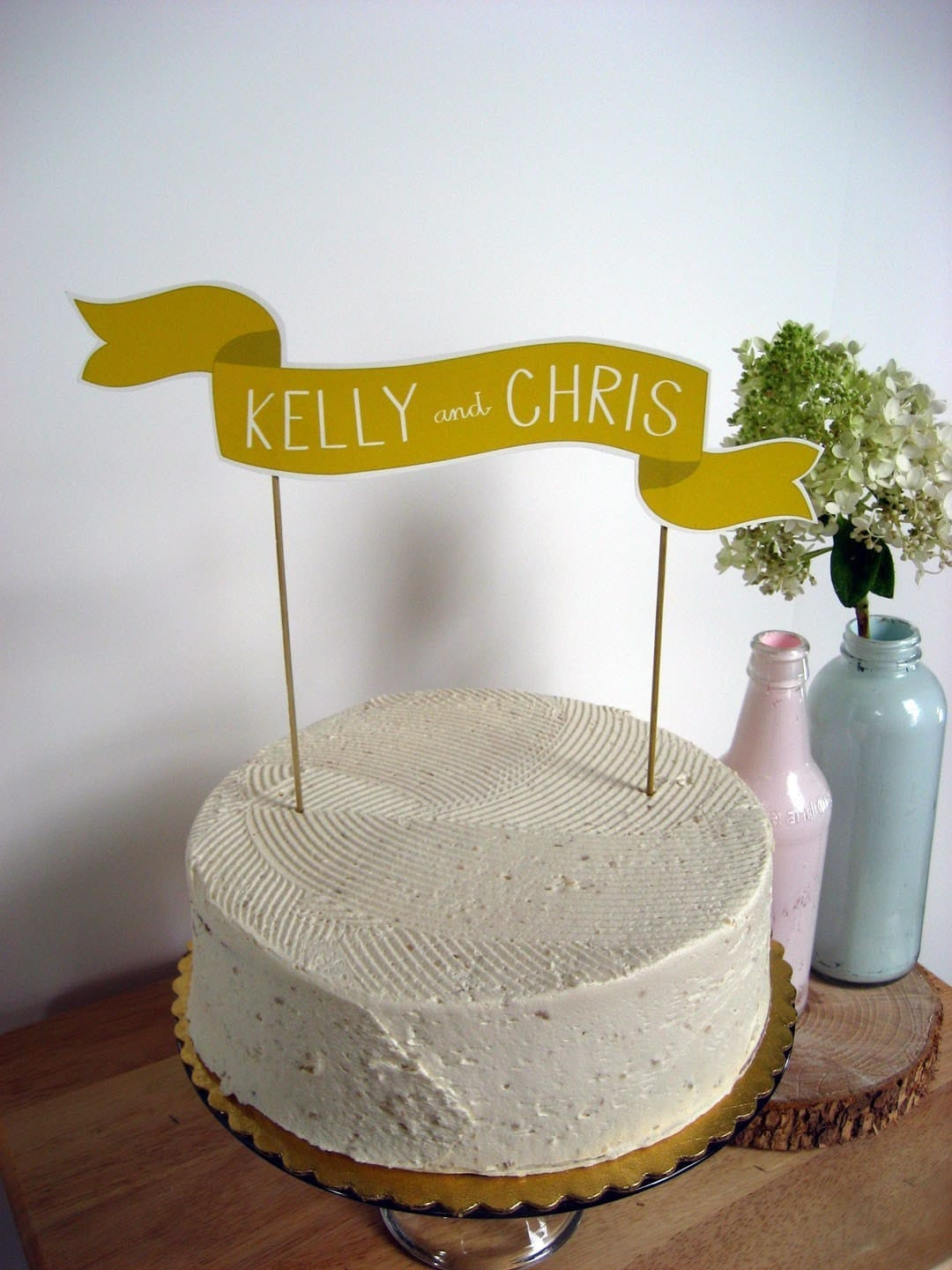 Party Accessories Simple Cakes
